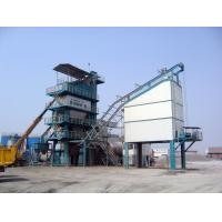 Quality 750000Kcol Thermal Oil Furnace Asphalt Batch Mix Plant 3.8M Discharging Height Finished Product Bin for sale