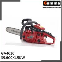 Buy cheap chainsaw 4010, gasonline chain saw, Oregan guide bar, 39.6cc Kanto type,Bento type from wholesalers