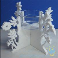 Buy cheap CH (20) Acrylic taper candle holder from wholesalers