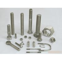 Quality High Precision Stainless Steel Eye Bolts , Customized SS304 Half Thread Bolt for sale