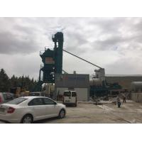 Quality Dupong Bag Two - Step Dust Collection Mobile Asphalt Plant With Sturdy Automotive Chassis for sale
