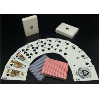 Quality Germany Black Core Casino Playing Cards Printed Personalised Deck of Playing Cards for sale