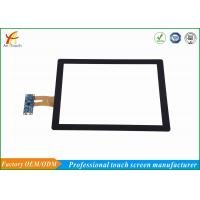 China Custom 15 Inch Projective Touch Screen Panel GG Structure For POS Machine on sale
