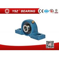 Buy Removal Double Structure Seal Pillow Block Bearings InterChangeable Solid Base at wholesale prices