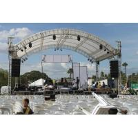 Quality Used Outdoor Event Aluminum Stage Roof Truss With Canopy High quality for sale