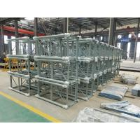Quality Single Cage Passenger Hoist safety vertical transporting equipment 12 - 38 Person for sale