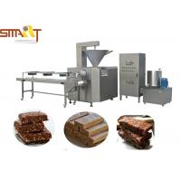 China Factory Price  Cereal Protein Granola Nut Bar Maker Processing Machine on sale