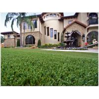 Buy Durable Good Standing Artificial Turf Landscaping 40MM For Apartments 4 tone at wholesale prices