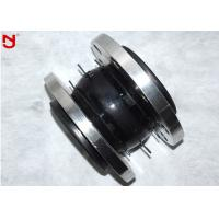 Quality EPDM Flexible Single Sphere Rubber Expansion Joint Outstanding Pressure Resistance for sale