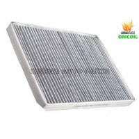 Quality GM Buick Pontiac Cadillac Cabin Air Filter Highly Efficient Adsorption Material for sale