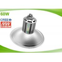 Quality DC30 - 34V 60watts CREE LED High Bay Lights with UL DLC CUL Listed Mean Well Driver for sale