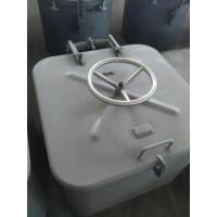 China Weathertight Quick Action Marine Hatch Cover With Strong Spring Hinges on sale