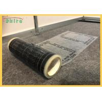 Buy cheap Logo Printed Polyethylene Auto Carpet Protection Film from wholesalers