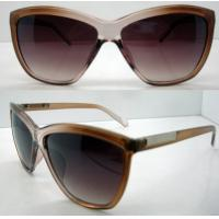 Quality Sunny Day Big Lens Dark Glasses , Fashion Style Sun Glasses for sale