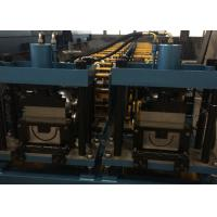 Quality Gavalnized Half Round And K Gutter Channel Roll Forming Machine for sale