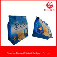 Quality Big size bean milk packaging bags , Custom Coffee Packaging Pouches for sale