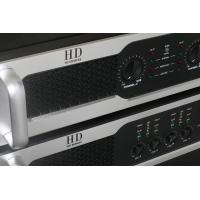 Quality 4 * 800W Class H Analogue Amplifier Fixed Installation Digital Audio Amplifier for sale