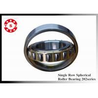 Quality 202 Series 80x140x26mm Spherical Roller Bearing Single Row for sale