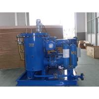 Quality 100 m³/h Water Oil Separator Machine For Sewage Treatment Plants for sale