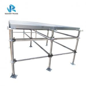 Quality Heavy Duty 2*1m Stage Layer Truss Steel Pallet Rack for sale