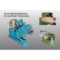 Quality High Speed Coil Winding Machine Automatic for HV Foil Winding for sale