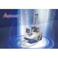 Quality Anti - Puffiness Cryolipolysis Slimming Machine 2 Handles Cellulite Removal Machine for sale