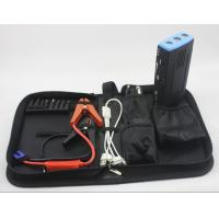 Buy 12V Portable Car Jump Starter ,  vehicle jump starter with LED Flashlight SOS Mode at wholesale prices