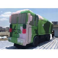 Quality Military Use Oxford Custom Advertising Inflatable Military Vehicle Armored Car for sale