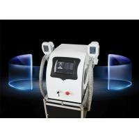 Quality Cool Sculpting Skin Rejuvenation Machine , Cryotherapy Fat Freezing Equipment for sale
