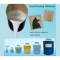 Quality Condensation Cure RTV Pad Printing Silicone Rubber for sale