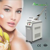 Buy cheap Professional beauty equipment 532nm 1064nm q switch nd yag laser machine from wholesalers