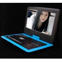 Buy 12 inch portable DVD player with radio,game and support USB / SD/ MMC at wholesale prices