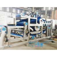 Quality High Extracting Rate Fruit Pulp Extraction Machine Apple Belt Press for sale