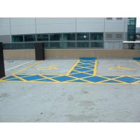 Buy High Temp Line Marking Spray Paint / Yellow And White Athletic Marking Paint at wholesale prices