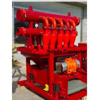 Quality High quality hot sales drilling solids control desilter separator for sale for sale