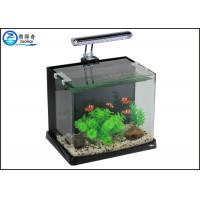 Buy Aquarium Filter Back LED Lamp Glass Cover Pump Biochemical Cotton Crystal at wholesale prices