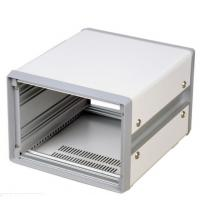 Quality Powder Painted Aluminum Extrusion Profiles For Electrical Juncttion Box for sale