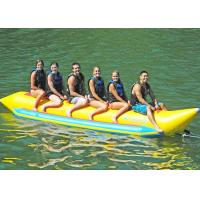 Quality Flying Fish Inflatable Water Games , Inflatable Flying Banana OEM Service for sale