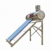 Quality Non-pressure solar water heater with reflector for sale