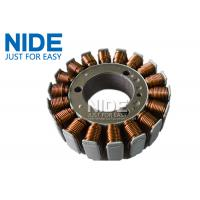 Buy Automatic Ceiling Fan Multi Poles Stator Winding Machine / Machinery For External Armature at wholesale prices