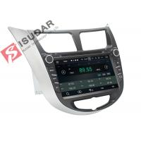 Buy Rockchip PX3 7 Inch 2 Din Android Car DVD Player For Hyundai Verna / Accent / Solaris at wholesale prices
