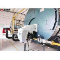 Quality Food Factory Oil Fired High Efficiency Hot Water Boiler Boiler Working for sale