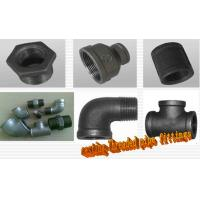 China malleable cast iron pipe fittings on sale