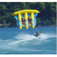 Quality Exciting PVC Inflatable Fly Fishing Boats for sale