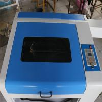 Quality 4060 mini laser engraving machine , S4060 portable laser cutting machine for sale