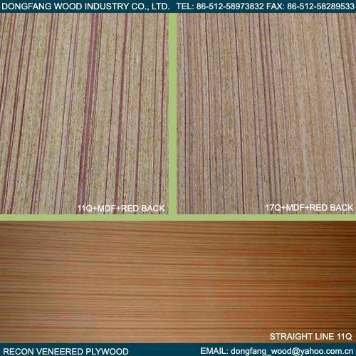 Buy Recon Veneered Plywood at wholesale prices