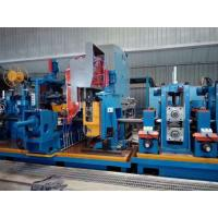 Quality Cold Saw Stainless Steel Tube Mill , SS Tube Mill Machine 100 × 100mm Pipe Size for sale