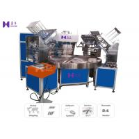 Quality Auto Turntable Blister High Frequency Welding Machine 6 Work Stations For Packing Knife for sale