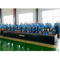 Quality Full Automatically Tube Making Machine Carbon Steel 21 - 63mm Pipe Dia for sale