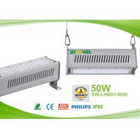 Quality 50w Led Linear High Bay lights 30 × 70 beam angle energy efficient high bay lamp for sale
